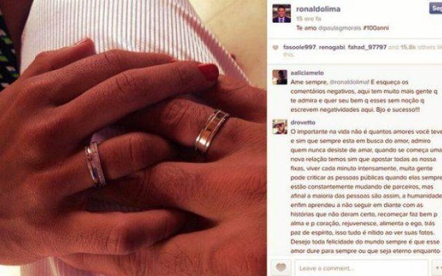 Una nuova moglie per Ronaldo... La proposta di matrimonio é in VIDEO! #rolando #vasectomia #o #fenomeno