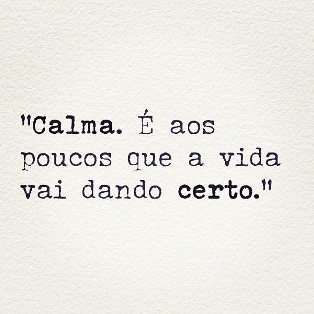 #autoajudadodia por @ca_mattafonseca! Pra gente lembrar de não se afobar. E pra entender que é de passo em passo que se chega lá!    http://instagram.com/ca_mattafonseca