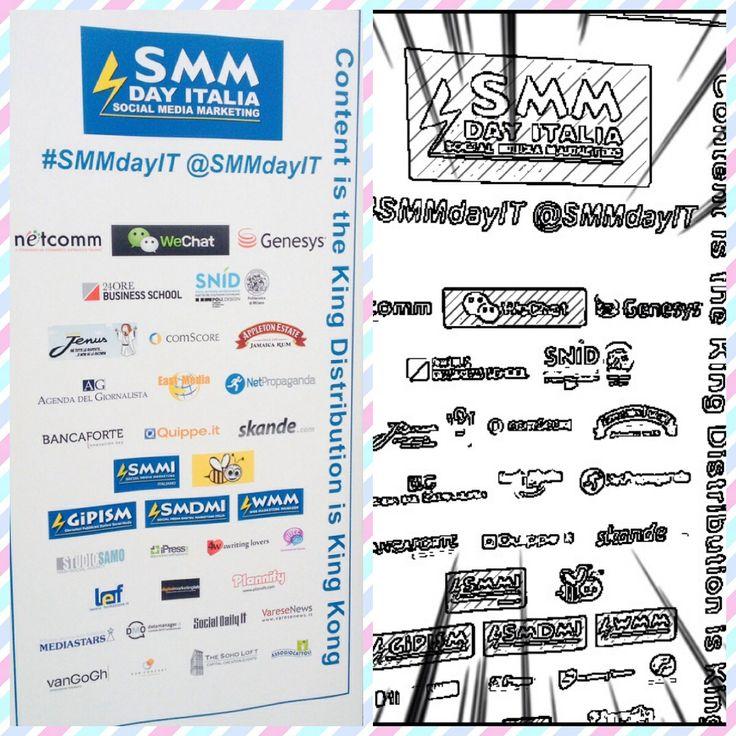 ..e tu ce l'hai uno sponsor? #SMMdayIT #Milano @21mmcds