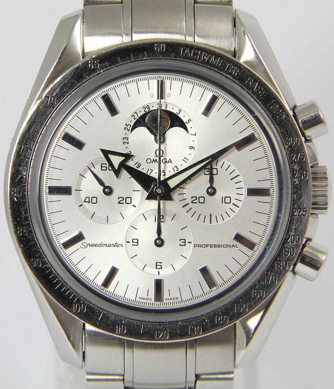 Omega Speedmaster Date of Manufacture by Serial