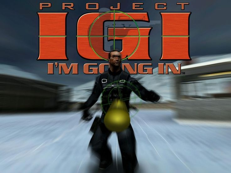 Project igi 3 home page
