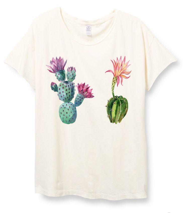 Womens Boho Vintage CACTUS Southwest Festival Shirt Trendy Yoga Tumblr Shirt Tee Top Retro Cotton Fashion Short Sleeve Tshirt S M L XL by FreeBirdCloth on Etsy https://www.etsy.com/listing/269766463/womens-boho-vintage-cactus-southwest