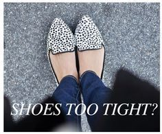 Fashion DIY: How To Stretch A Pair Of Leather Shoes
