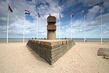 D-Day Memorial, near Bernières-sur-Mer, Juno Beach -http://en.wikivoyage.org/wiki/D-Day_beaches
