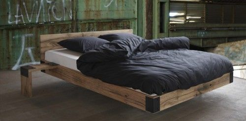tof zwevend bed