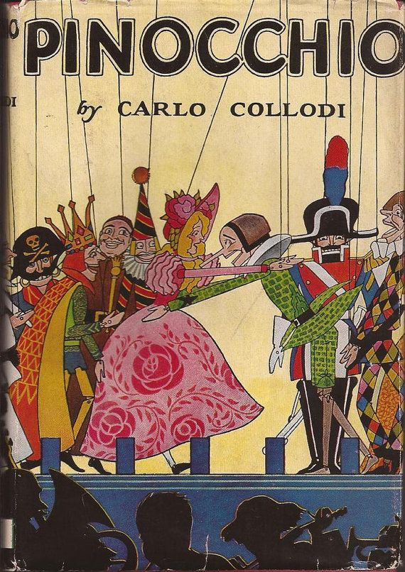 children s literature and pinocchio Children's literature and culture offers cutting-edge,  in the first full-length study in english of carlo collodi's the adventures of pinocchio,.