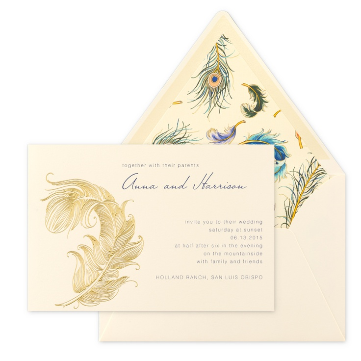 wedding invitations peacock theme%0A peacock invitation
