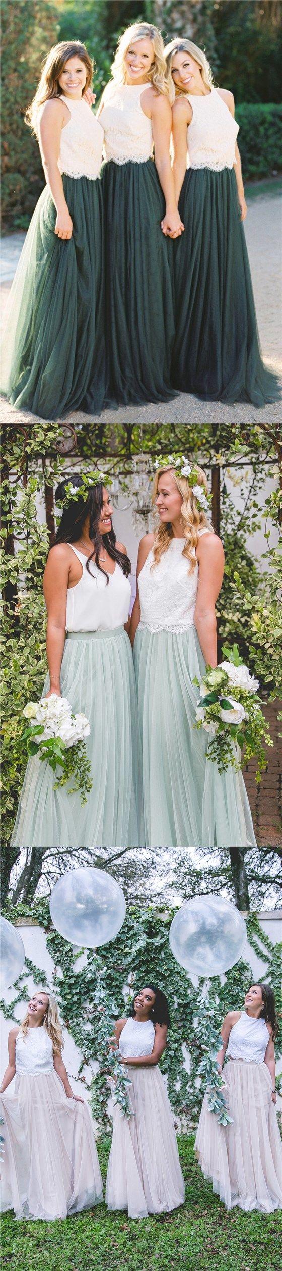 146 best Bridesmaid Dress images on Pinterest | Flower girls ...
