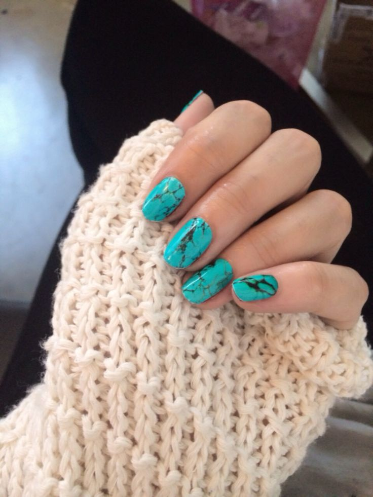 NCLA nail wraps in • Truth Of Turquoise •  SHOPNCLA.COM