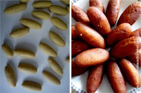 Semolina and Condensed Milk Gulab Jamun    Finding a gulab jamun  (Gulam Jambo) with semolina recipe was like finding a needle in a haystack...
