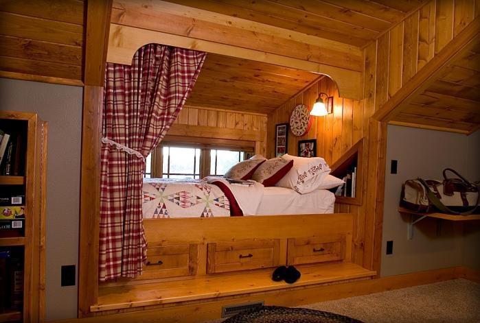 Sleeping Nook Stuff For The House Pinterest Nooks