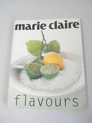 """Favourite recipe book - Marie Claire """"Flavours"""" by Donna Hay"""