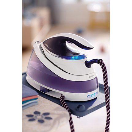PHILIPS GC7635/30 PerfectCare Pure pegla sa parnom komorom i regulisanom temperaturom za Vaše najbolje peglanje.