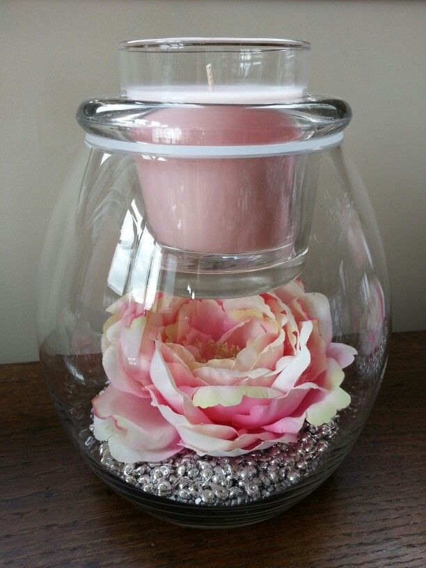 Partylite Clearly Creative Escential Jar Holder
