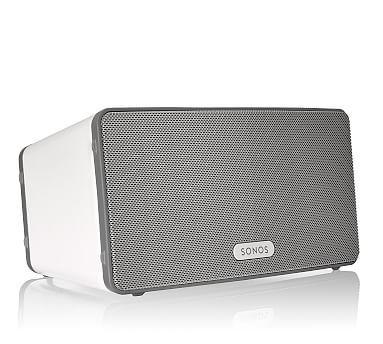 SONOS PLAY:3 Speaker, WHITE