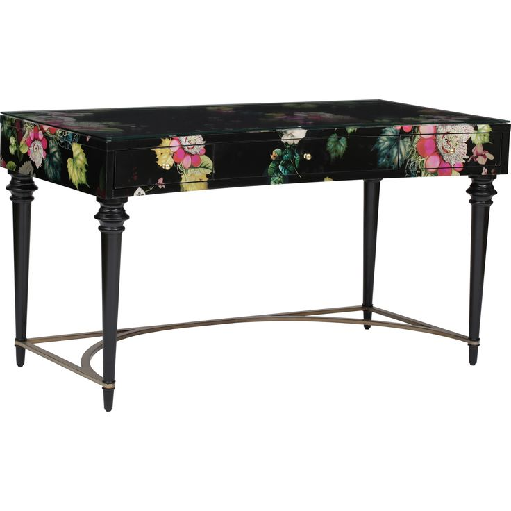 home office furniture indianapolis industrial furniture. Fleur De Glee Writing Desk. Floral FurnitureHome Home Office Furniture Indianapolis Industrial