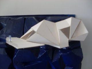maquetas de arquitectura con triangulos - Buscar con Google