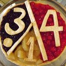 Quick and Easy Pie Chart Pi Day Fruit Pizza Pie