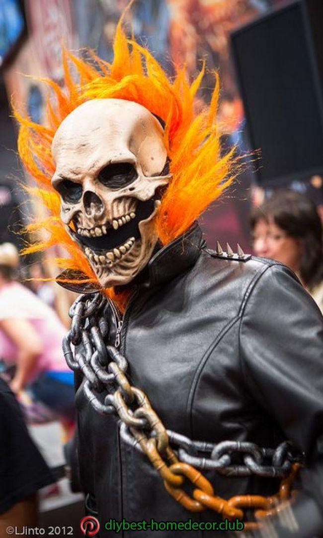 Diy halloween decorations   Cosplays, Melhores cosplays ...
