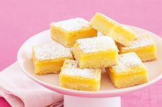 "Lemon delicious slice - ""This is the most lemony thing that has ever happened!"" - taste user, KMD"
