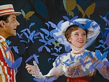 「美しいものは永遠の喜び」メリー・ポピンズ