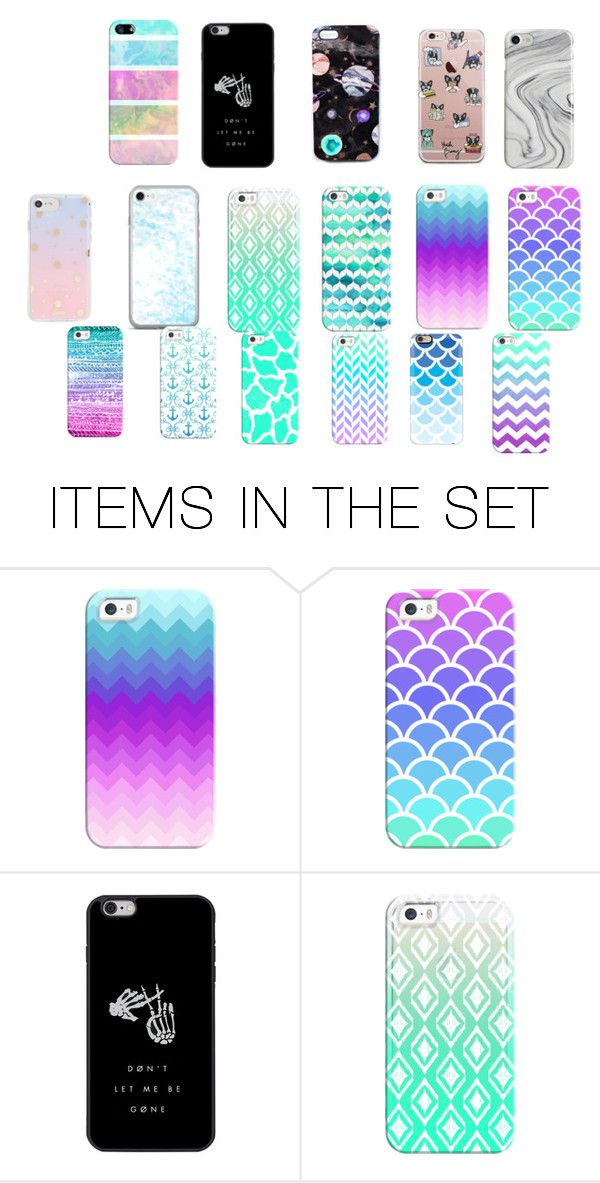 """""""cAsEs?"""" by nurzarmina on Polyvore featuring art"""