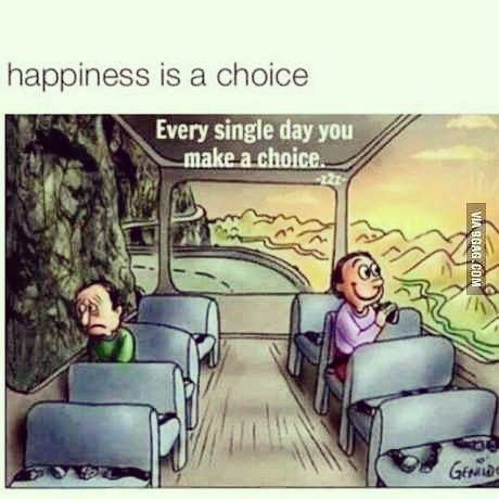 Happiness Is A Choice life quotes quotes quote happiness tumblr life quotes and sayings