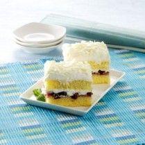 WHITE FOREST CAKE http://www.sajiansedap.com/mobile/detail/4752/white-forest-cake