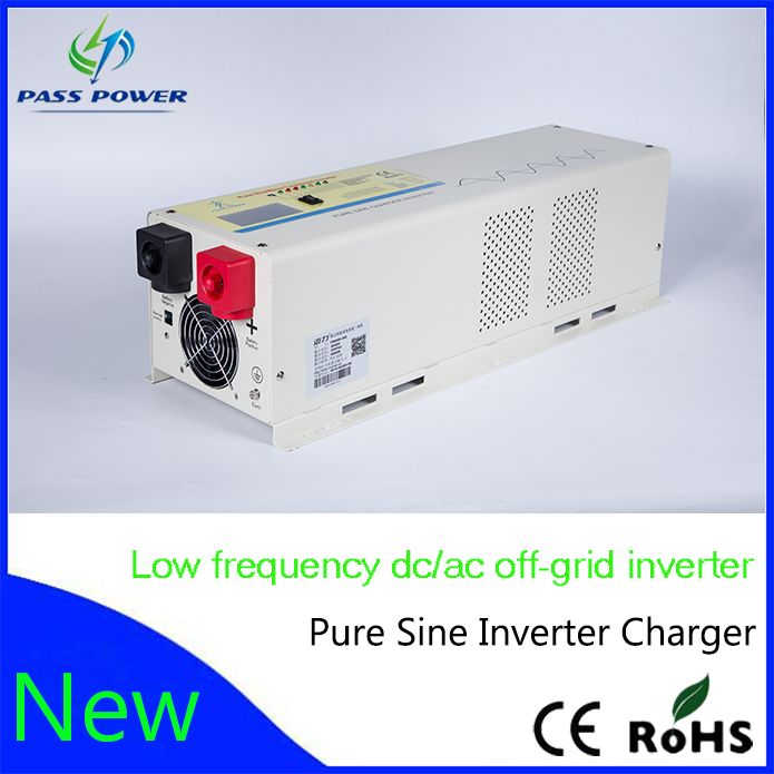 1000W~6000W Output Power and Single Output Type 24v 220v pure sine wave 4000w inverter #Affiliate