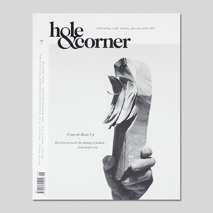 hole and corner magazine