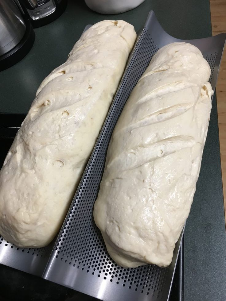 Sourdough Starter for French Bread | Sourdough recipes ...