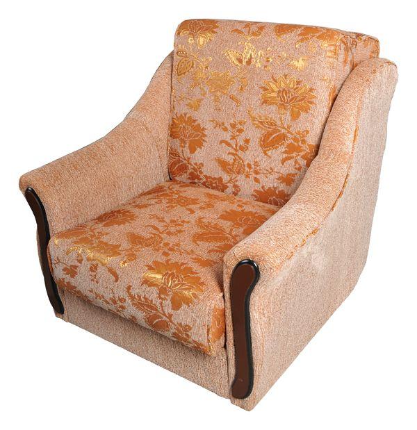 Кресло-кровать аккордеон Виктория-Ш (золотая осень)