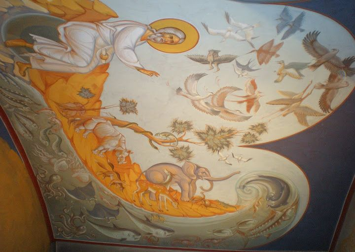 Мытищи Роспись храма Рождества Христова - Tamara Zvetkova - Picasa Web Albums