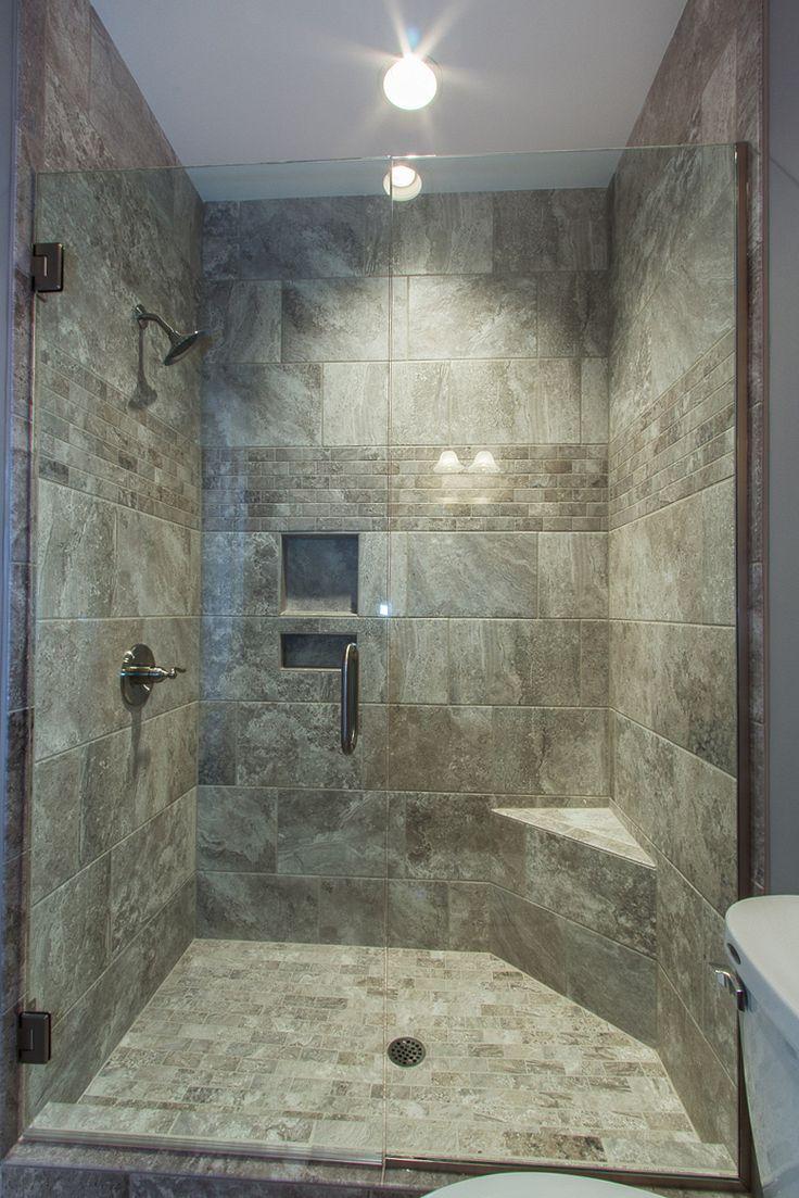 70 best Custom Tile Showers images on Pinterest | Tile showers ...