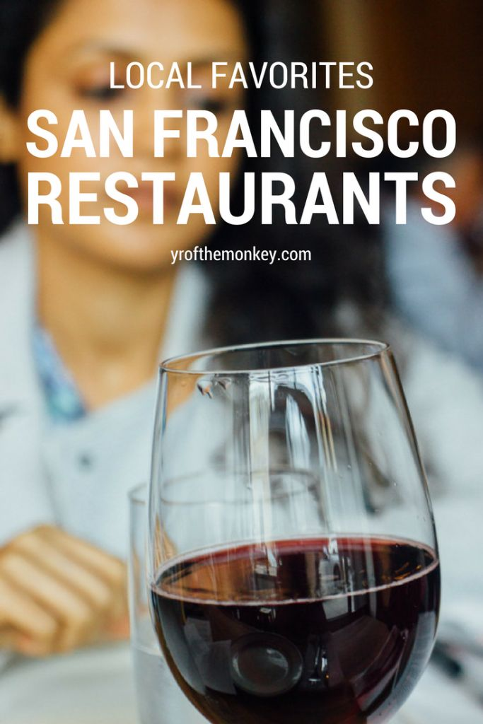 Listing the must visit restaurants in San Francisco, California, USA that fit all budgets and dietary preferences