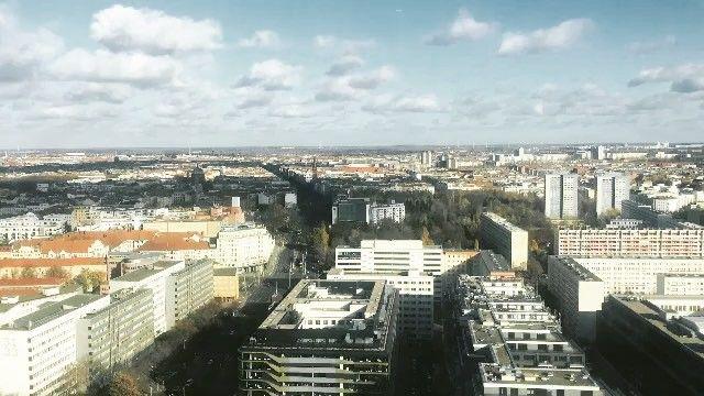 #Berlin # #alexanderplatz #timelapse