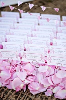 Customizable Placecard Holder $85  #wedding #weddingdecor #placecardholder #customizable