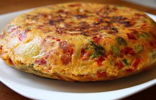 Varomeando: Tortilla paisana
