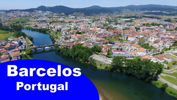 Barcelos, Portugal (4K, Ultra HD)