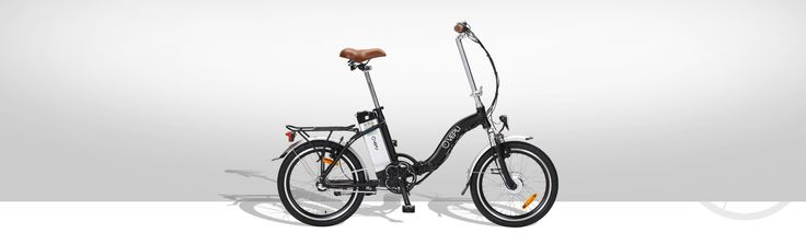 Folky noir ! Vélo à assistance électrique pliant vélo électrique ebike ! confortable et innovant, il n'attend plus que vous ! Mettez vous à la tendance électrique et surpassez vous ! www.velo-epli.fr/