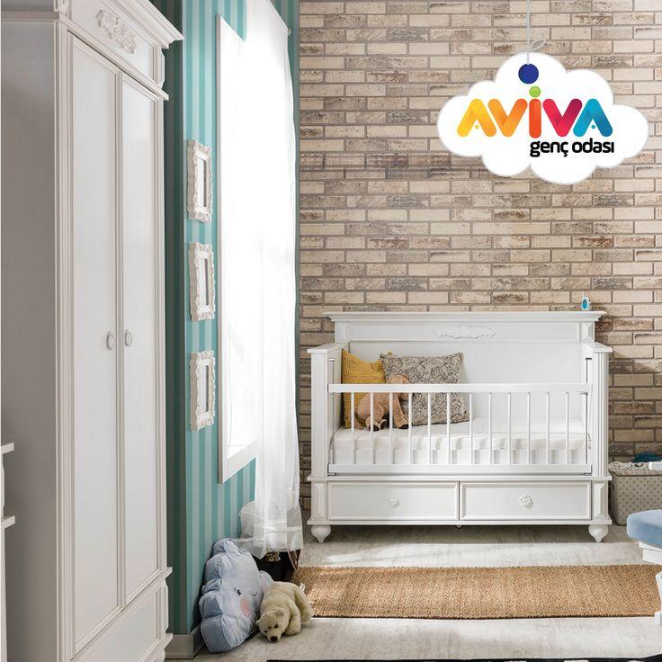 Classic #avivamobilya #avivagencodasi #bebekodasi #cocukodasi #gencodasi #karyola #yatak #gardrop #beşik #cekmece #calismamasasi #masa #kitaplık #mobilya #furniture #dekorasyon #decoration #bebek #cocuk #genc #youngroom #kidsroom #babyroom #beyazoda #whiteroom #baby #kid #young