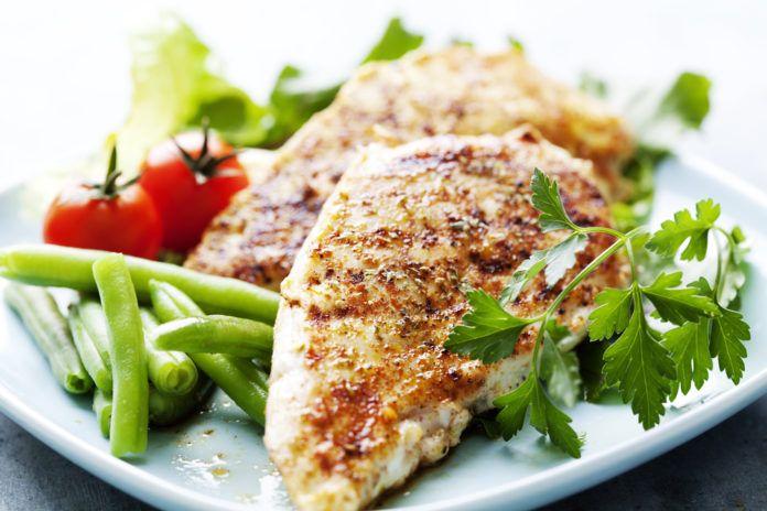 ukázkový jídelníček - proteinová dieta I.