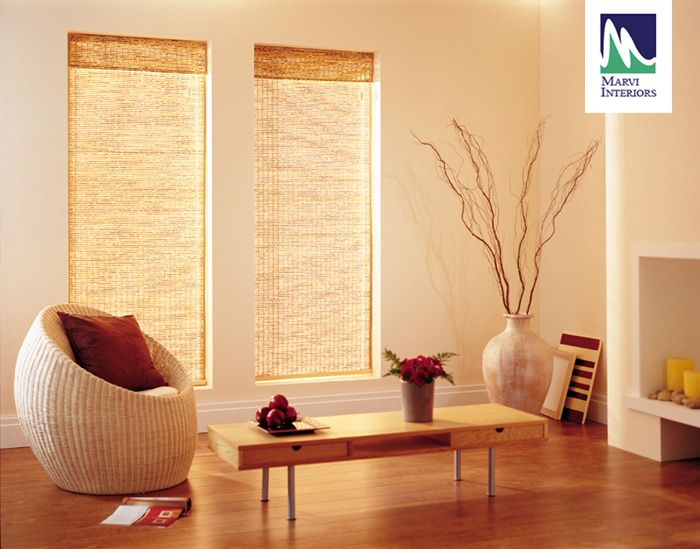 12 best Chick Bamboo Blinds - Marviinteriors.com images on Pinterest ...