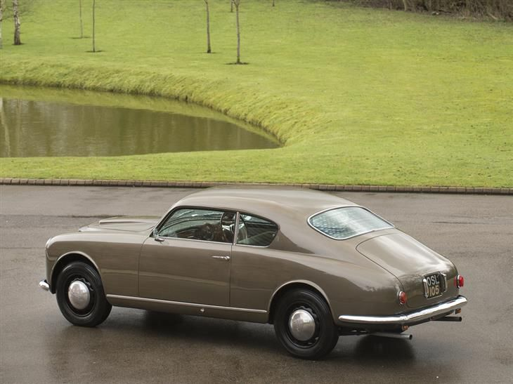 1955 lancia aurelia b20 gt