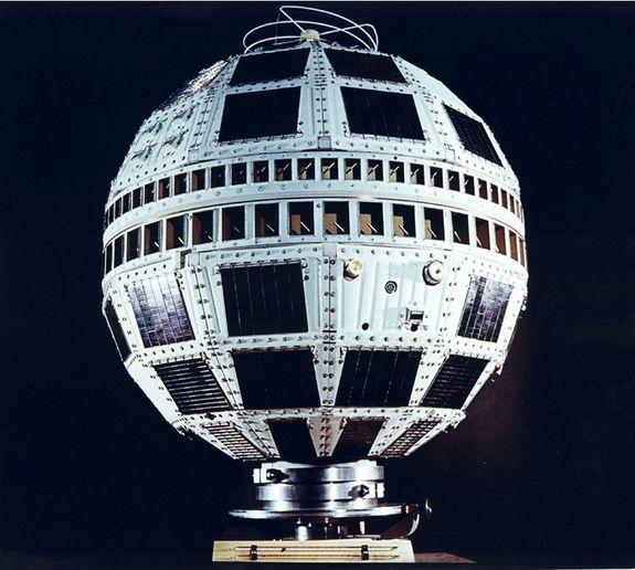 Telstar 1 Satellite