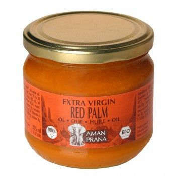 Aceite de palma roja Amanprana 325ml bio