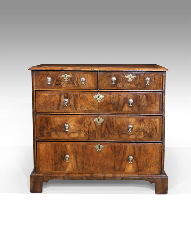 Queen Anne chest of drawers, walnut chest, antique chest of drawers :  Antique Chest of Drawers - Mahogany Chest of Drawers - Dressing Chest, ... - 309 Best Antique Bedroom Furniture Images On Pinterest Cabinets