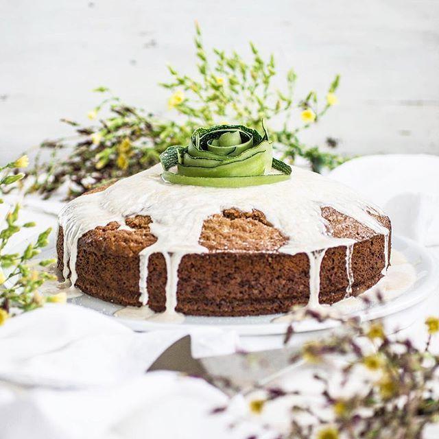 Healthy Zucchini Cake