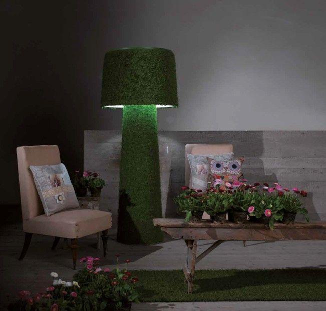 Lampade Karman illuminazione esterno erba voglio rivenditore Tuttoluce Cesena-001