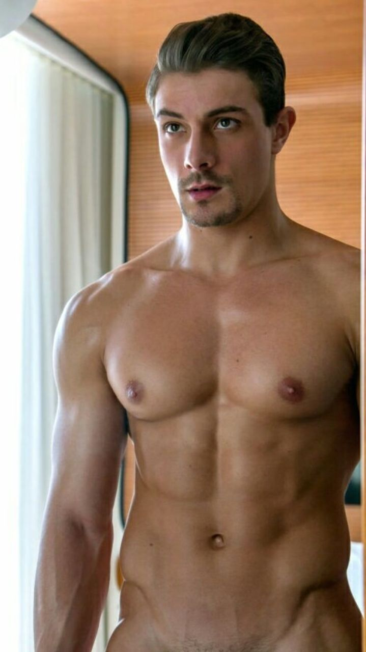hot guys with big nipples